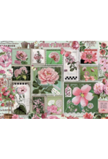 Cobble Hill Pink Flowers 1000 Puzzle