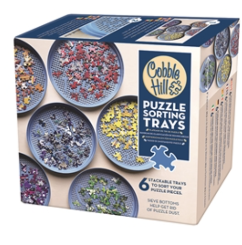 Cobble Hill Puzzle Sorting Trays