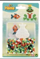 Hama Small Bead Kit Aqua