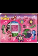 Hama Bead Box Kit Pink