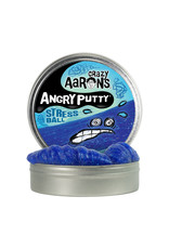 Crazy Aaron's Thinking Putty Crazy Aaron's Angry Putty - Stress Ball