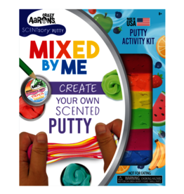Crazy Aaron's Thinking Putty Mixed by Me - Create your own scented putty