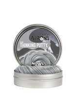 Crazy Aaron's Thinking Putty Howl Glow
