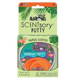 Crazy Aaron's Thinking Putty Tropicgo Scentsory Putty