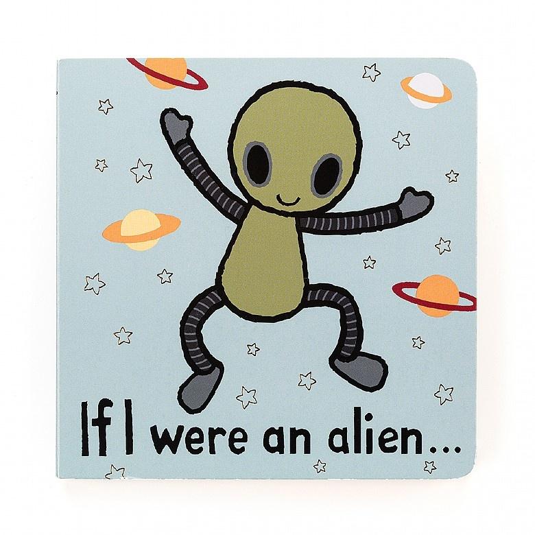 Jellycat If I were an Alien