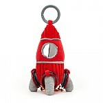 Jellycat Cosmopop Rocket Activity Toy