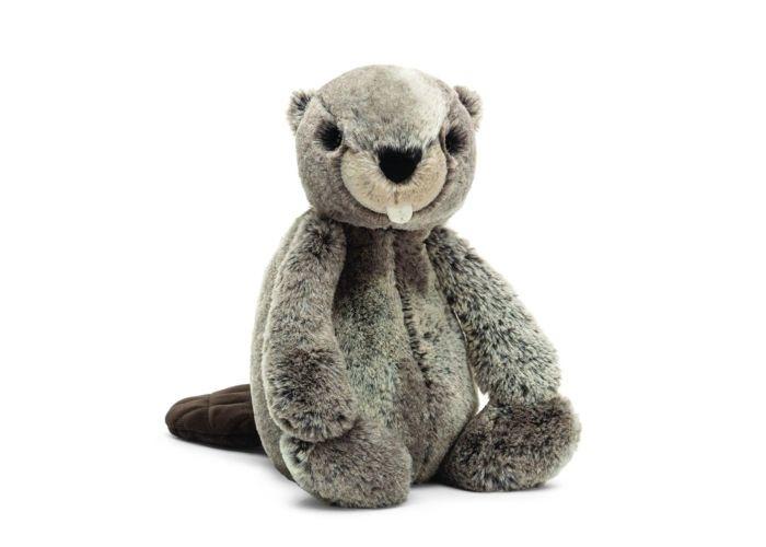Jellycat I am small Bashful Beaver