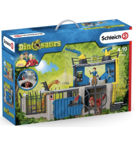 Schleich Large Dino Research Station
