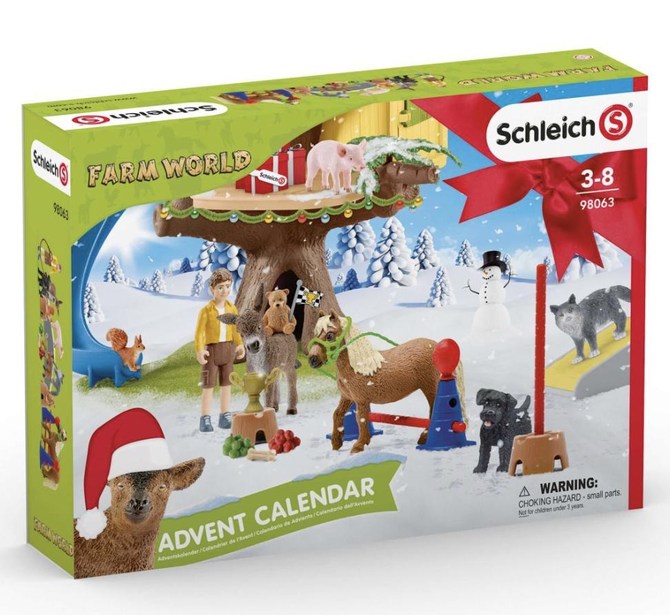 Schleich Advent Calendar FARM WORLD 2020