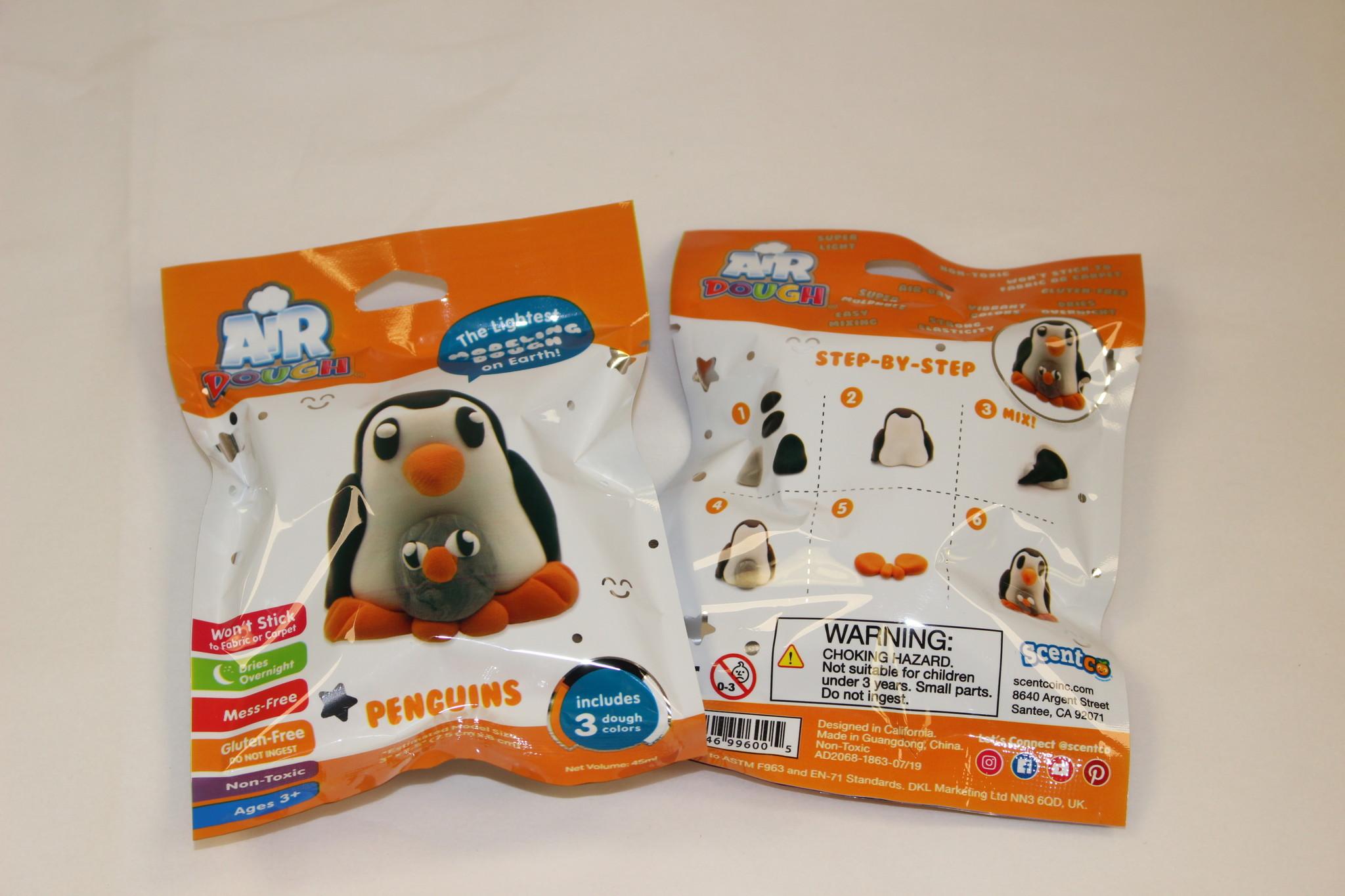 Air Dough Penguins