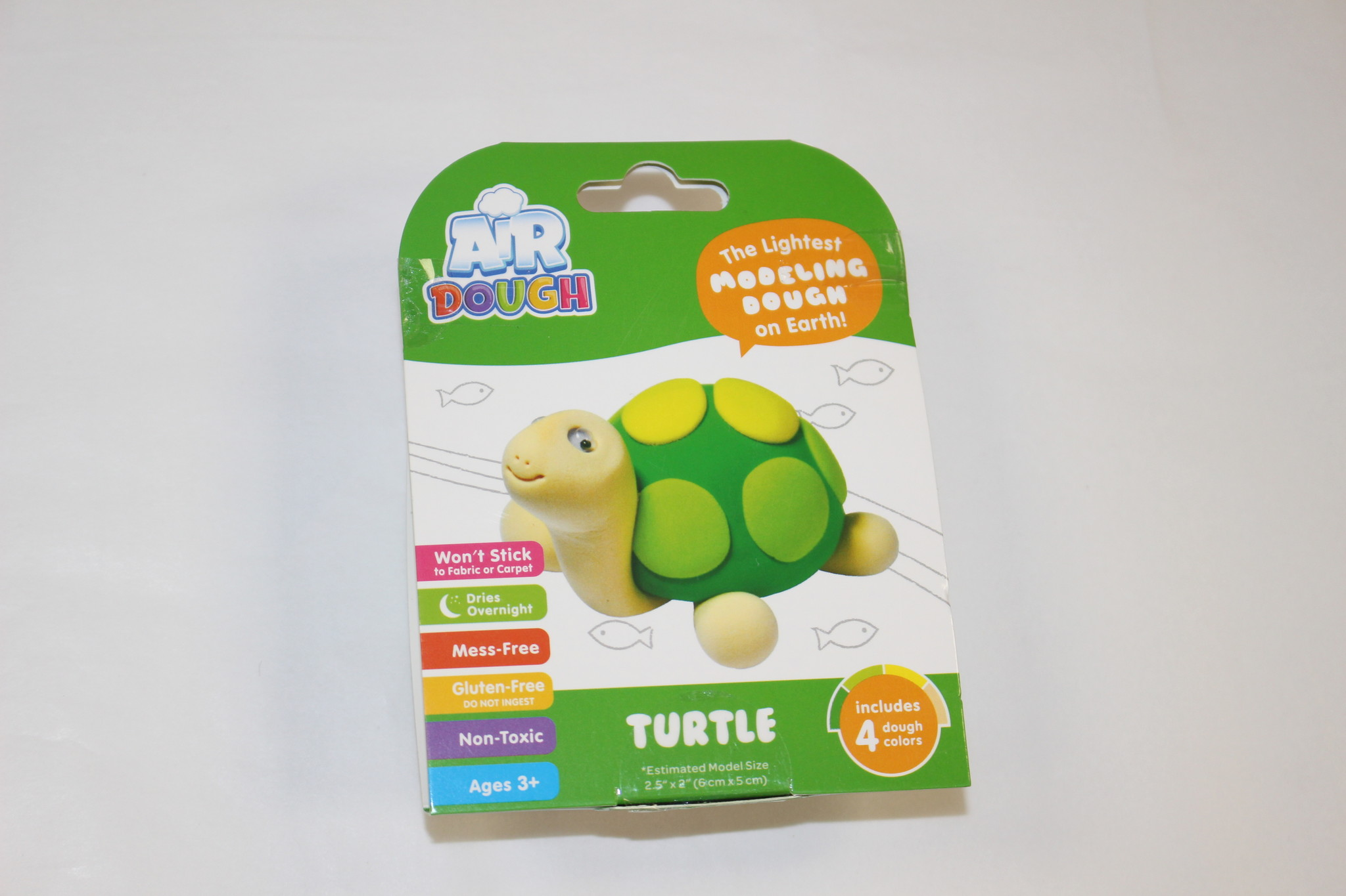 Air Dough Turtle Tub