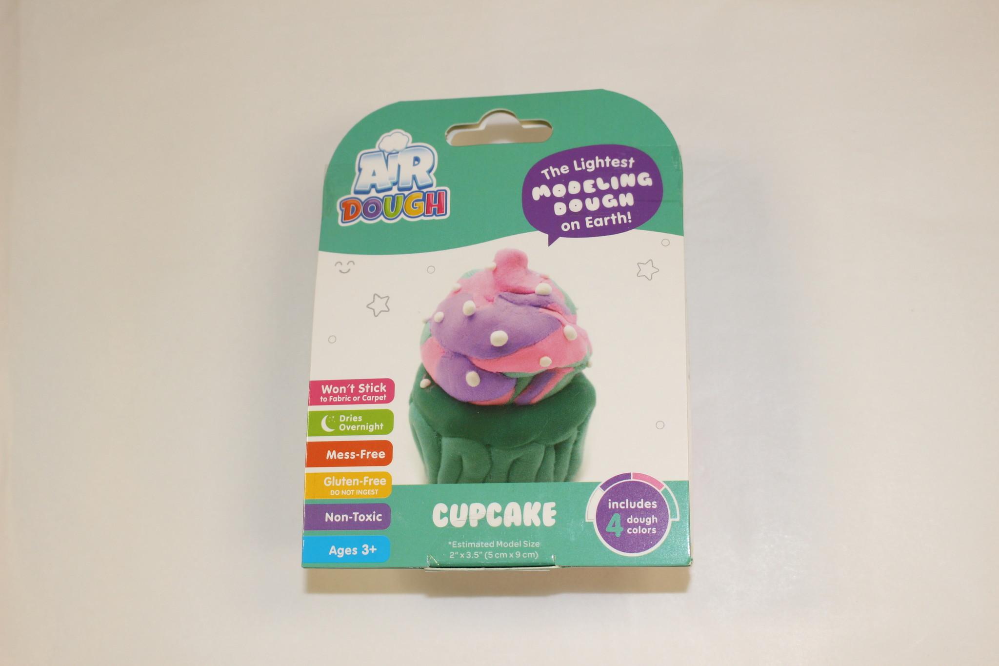 Air Dough Cupcake Tub