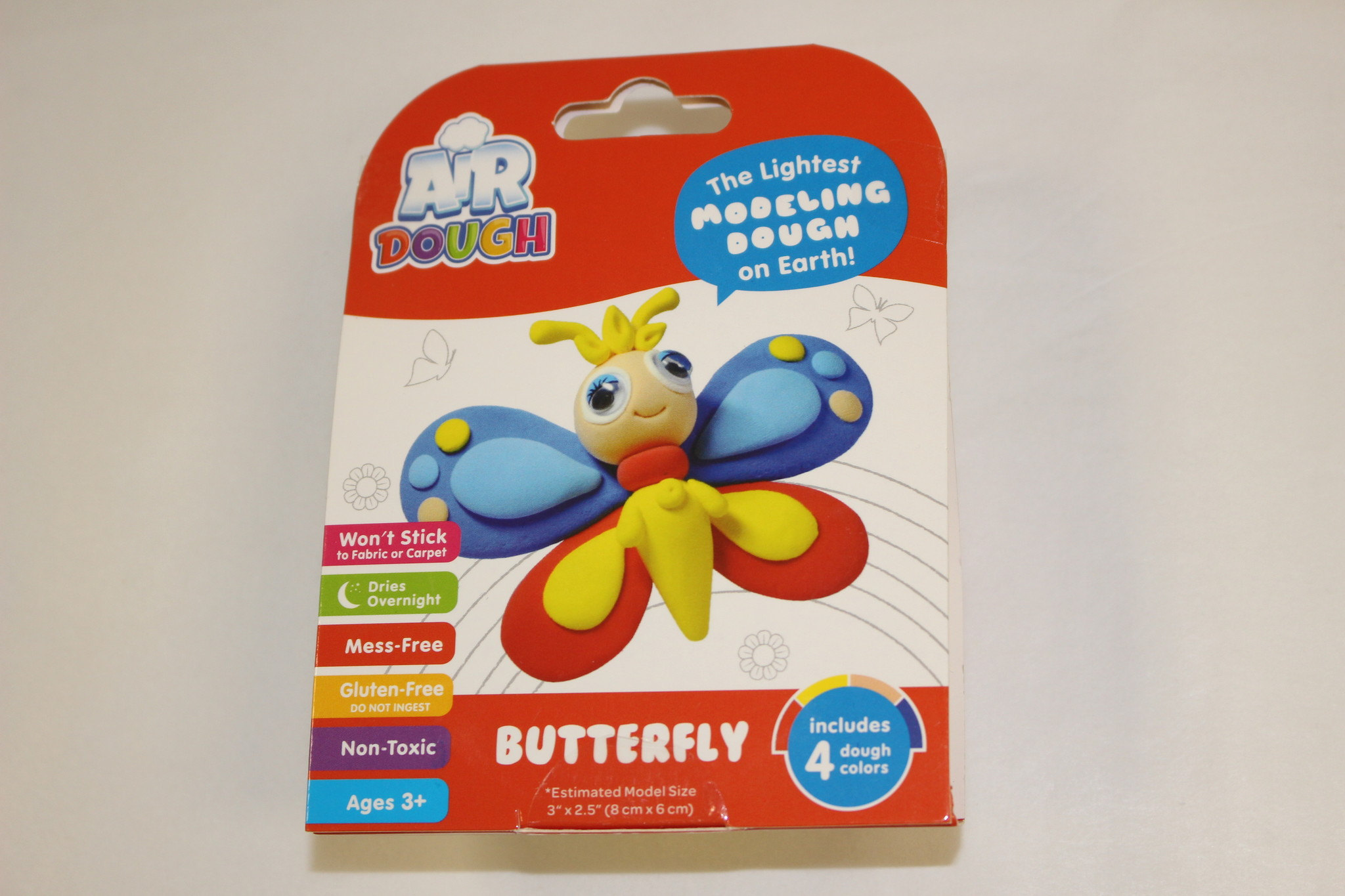 Air Dough Butterfly Tub