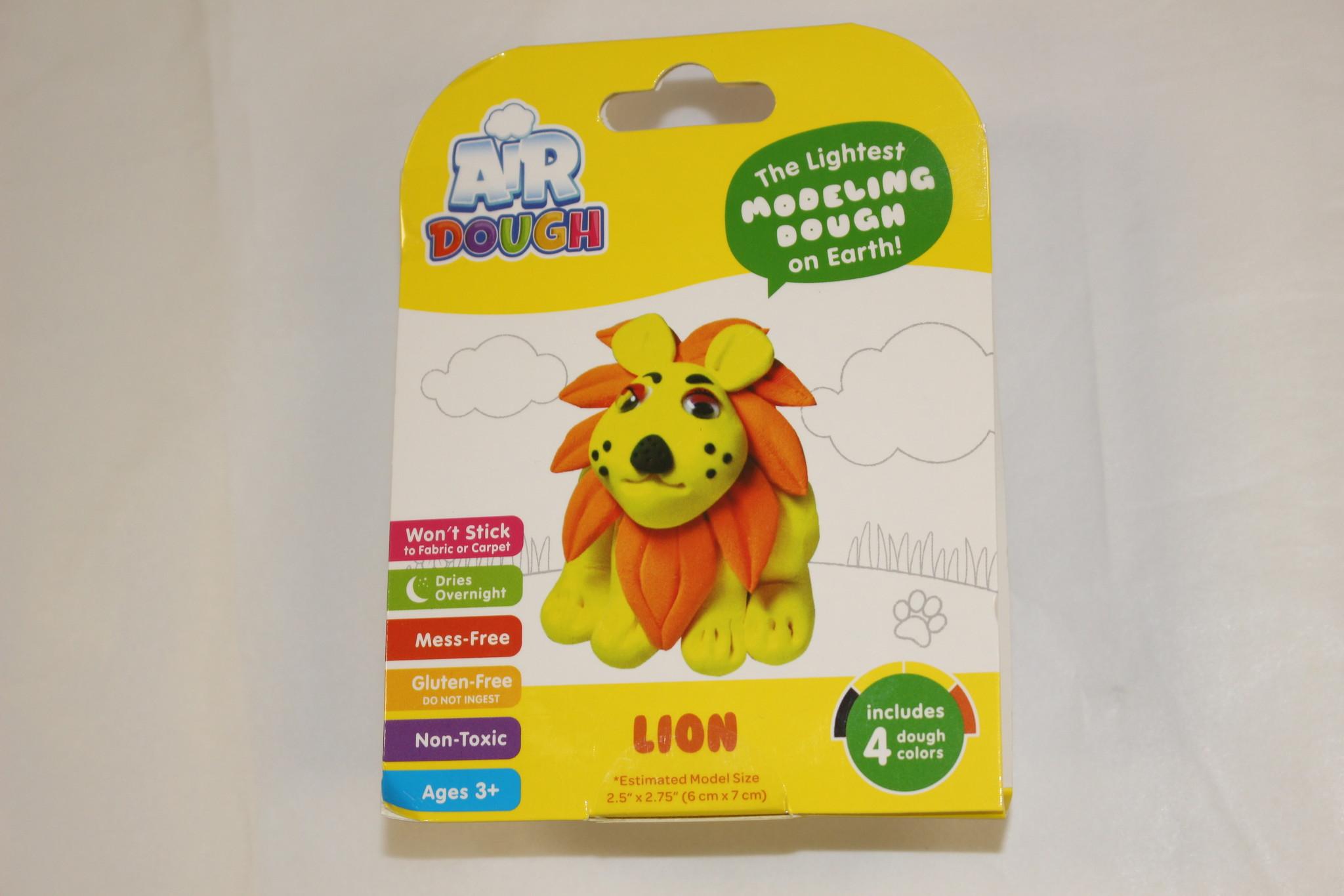 Air Dough Lion Tub