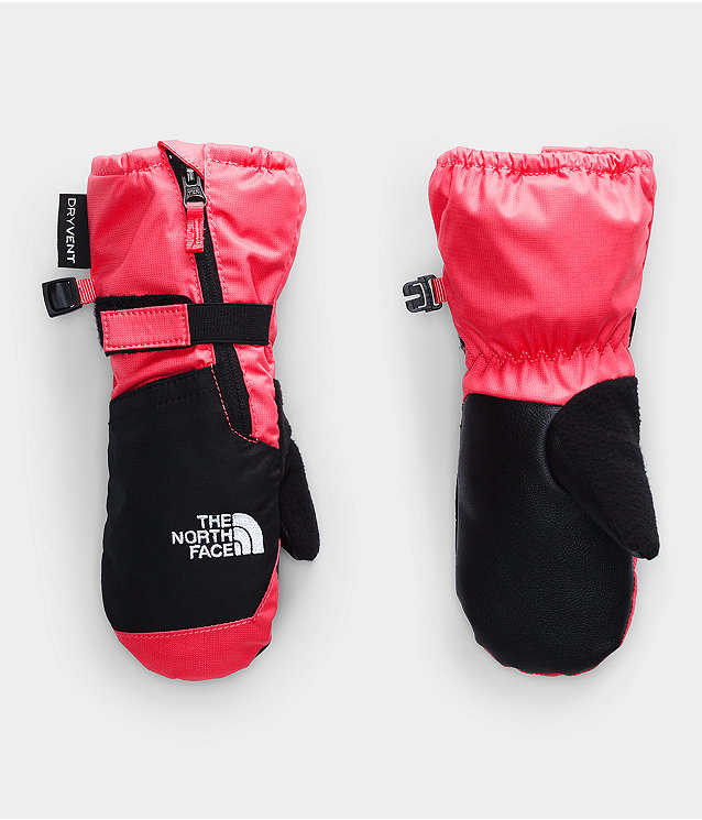 The North Face Toddler Mitt - Paradise Pink