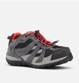 Columbia Youth Redmond Black/ Flame Shoe