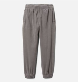 Columbia Glacial Fleece Banded Bottom Pant City Grey