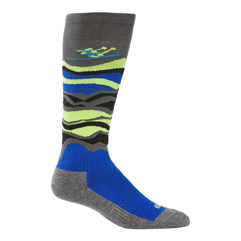 Kombi The Ski Bum Adult Sock -  Lime