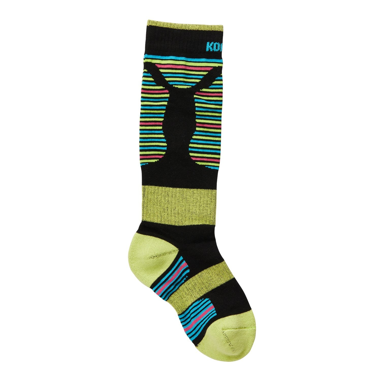 Kombi The Dynamic Socks Jr - Lime