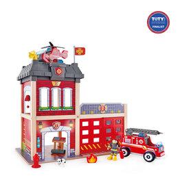 Hape City Fire Station