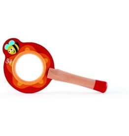 Hape Busy Bee Magnifying Glass