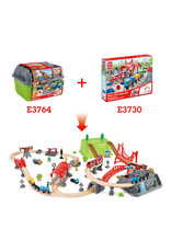 Hape Railway Bucket-Builder Set