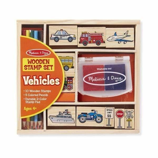 Vehicle Stamp Set