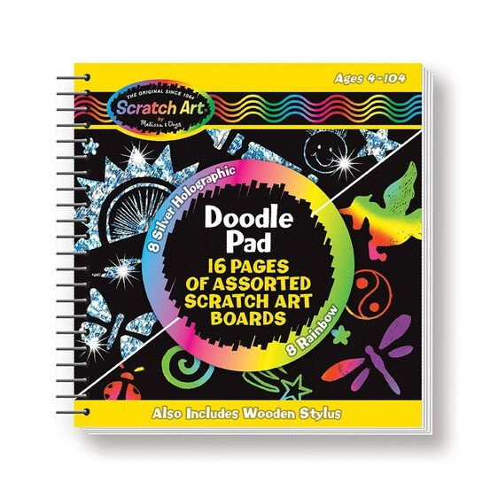 Scratch Magic Doodle