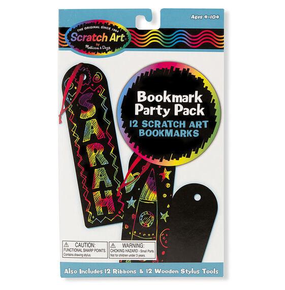 Bookmark Scratch Art