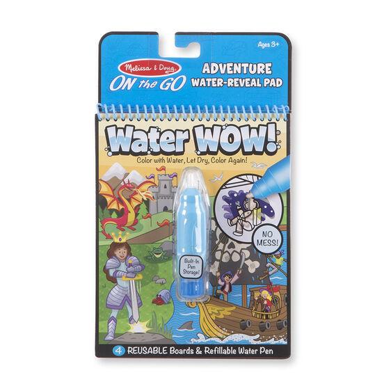 Water Reveal Pad - Adventure