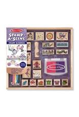 Stamp A Scene - Fairy Garden