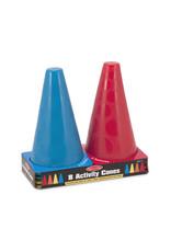 8 Activity Cones