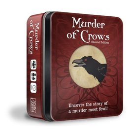 Atlas Games Murder of Crows 2nd Edition (Tin)