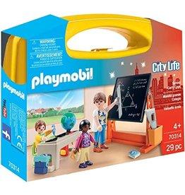 Playmobil School Carry Case