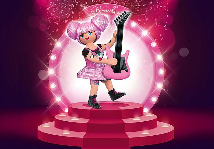 Playmobil Rosalee - Music World