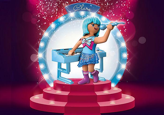 Playmobil Clare - Music World