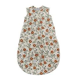 Loulou Lollipop Sleep bag 2.5 Tog in Tencel - Flower Vine