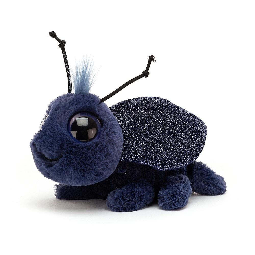 Jellycat Frizzles Beetle