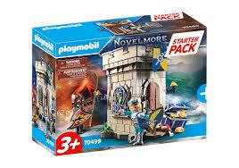 Playmobil Starter Pack Novelmore Knights' Fortress