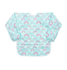 Bumkins Long Sleeved Smock Rainbow