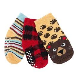 Socks Set -Bosley Bear 0-24 mths
