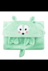 Zoocchini Animal Hooded Blanket Fawn