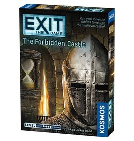 Kosmos Exit The Game - The Forbidden Castle