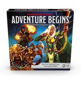 Hasbro Dungeons and Dragons: Adventure Awaits