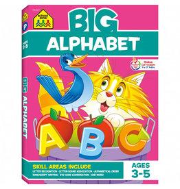 School Zone Publishing Company Big Alphabet