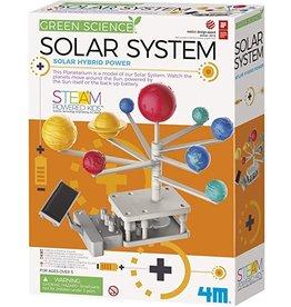 Motorized Solar System Planetarium
