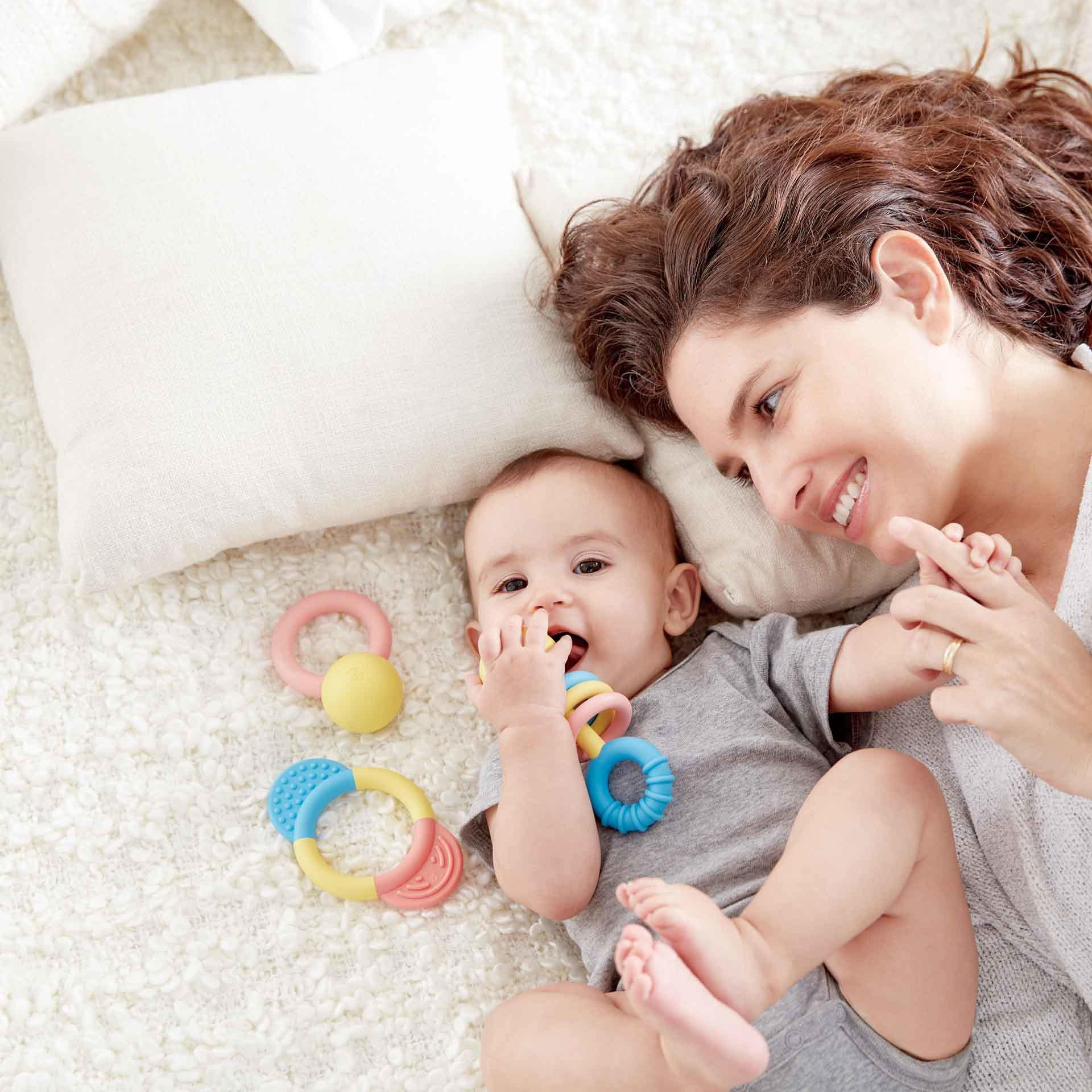 Hape Rattle & Teether Collection