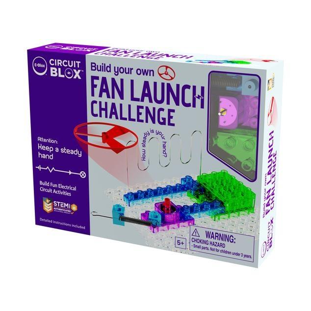 Circuit Blox Fan Launch Challenge