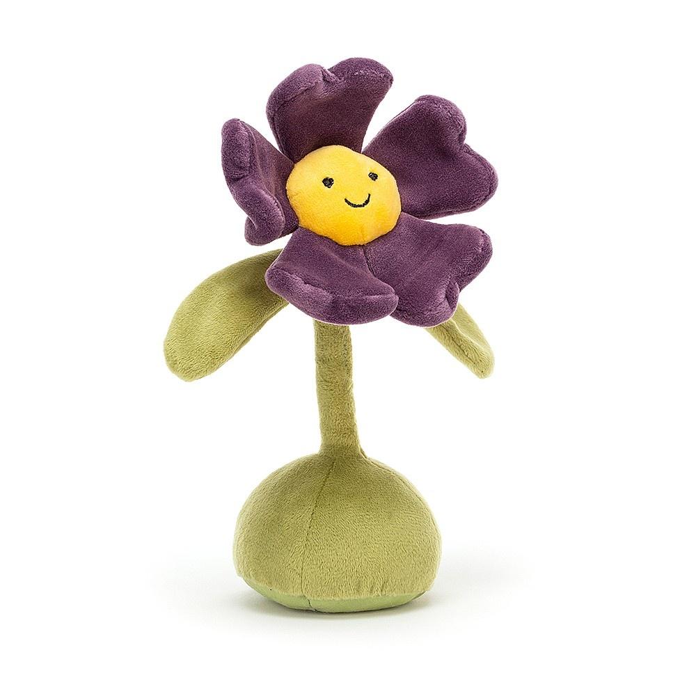 Jellycat Pansy Flowerlette