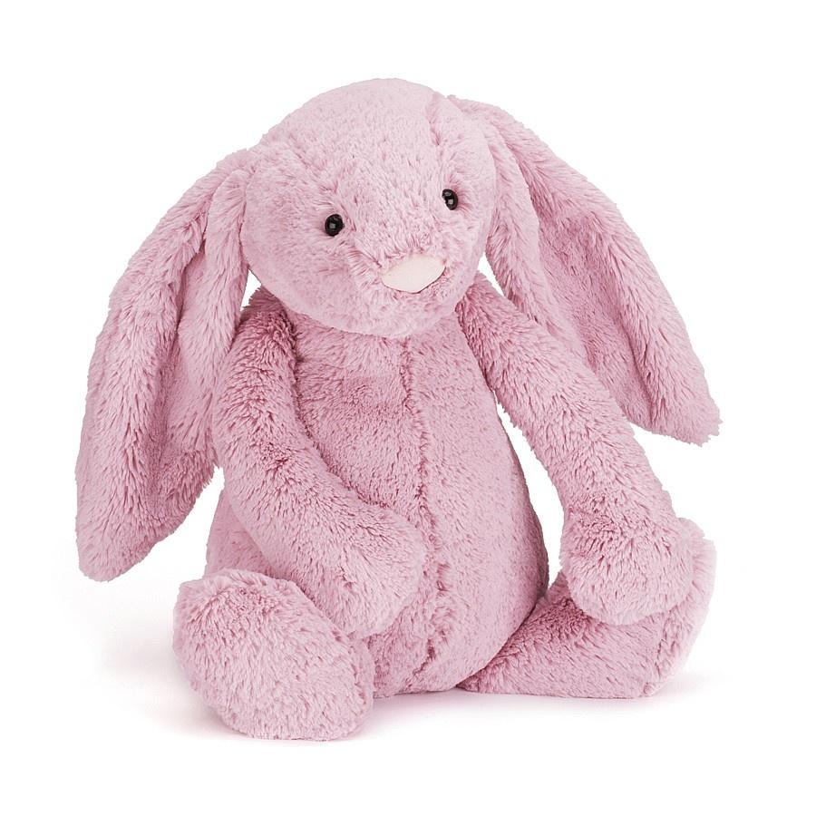 Jellycat Medium Bashful Tulip Pink Bunny